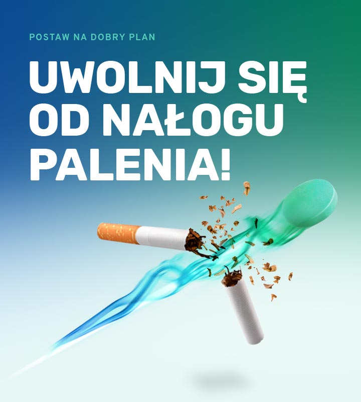 Uwolnij się od nałogu palenia