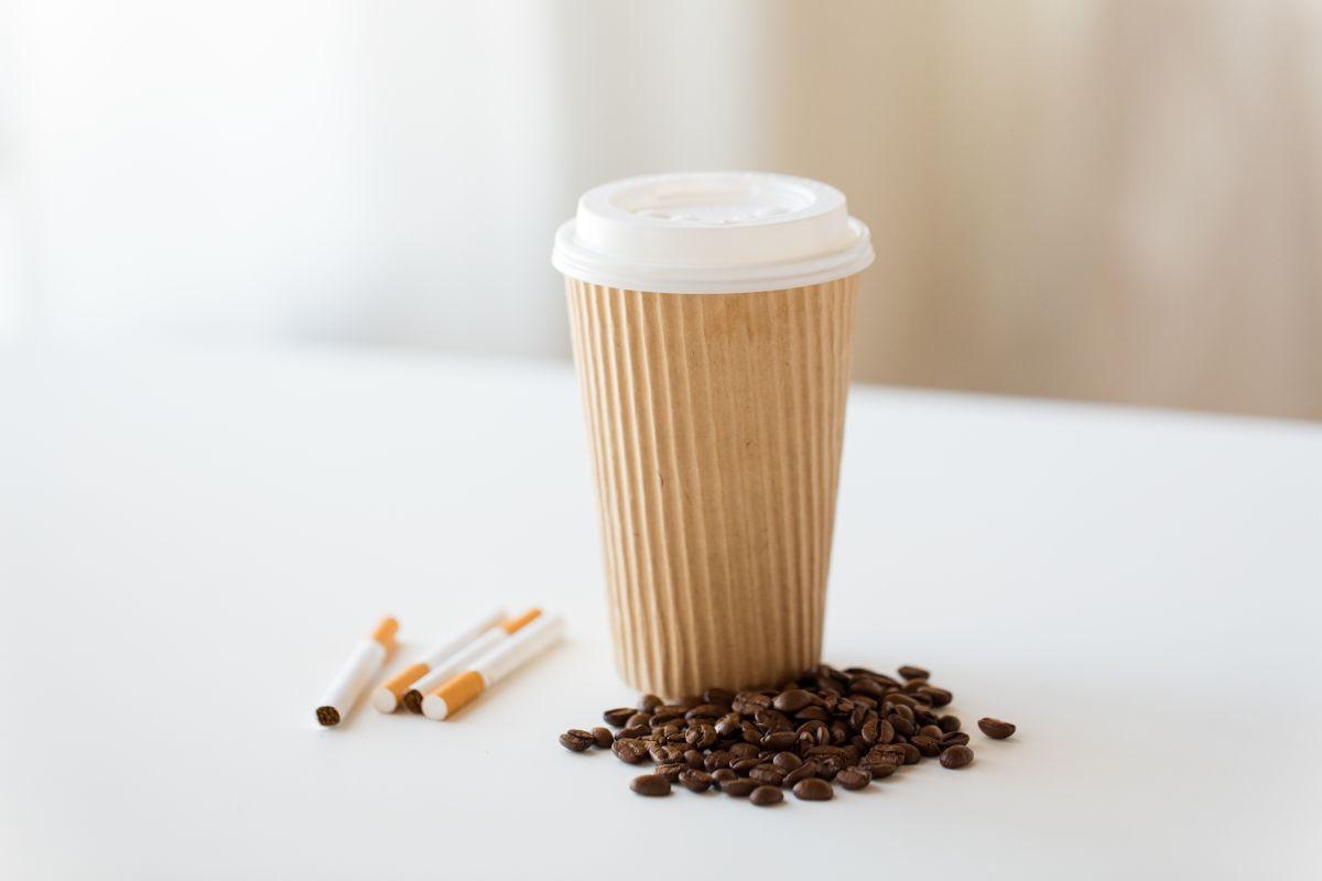 Zmiana nawyków związanych z paleniem papierosów