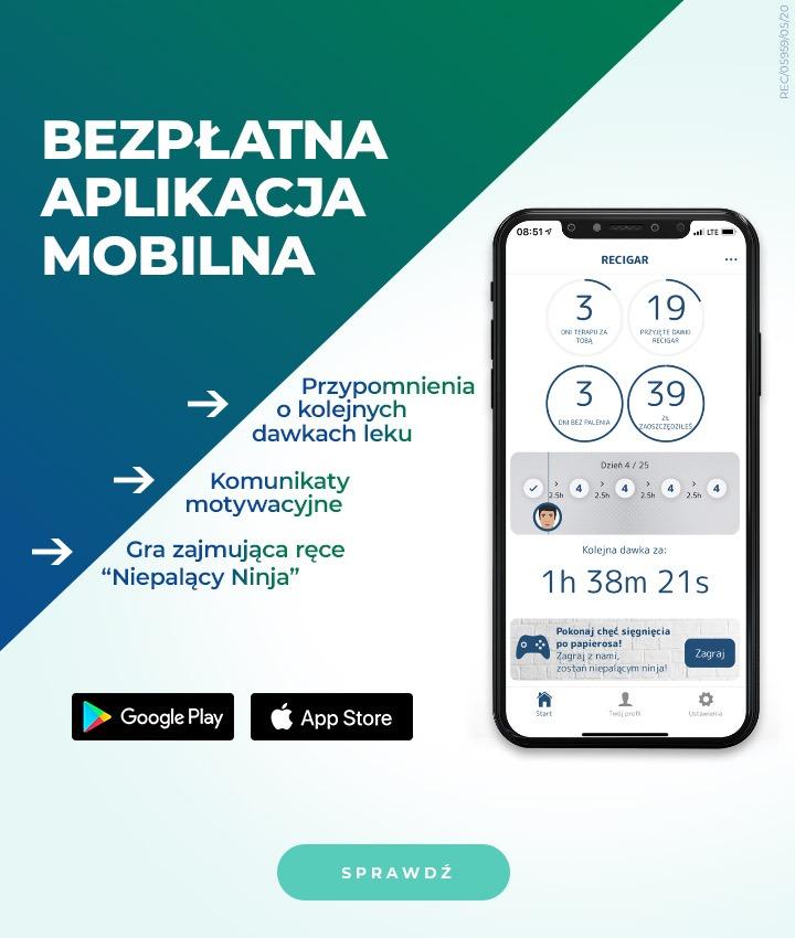 Bezpłatna aplikacja mobilna