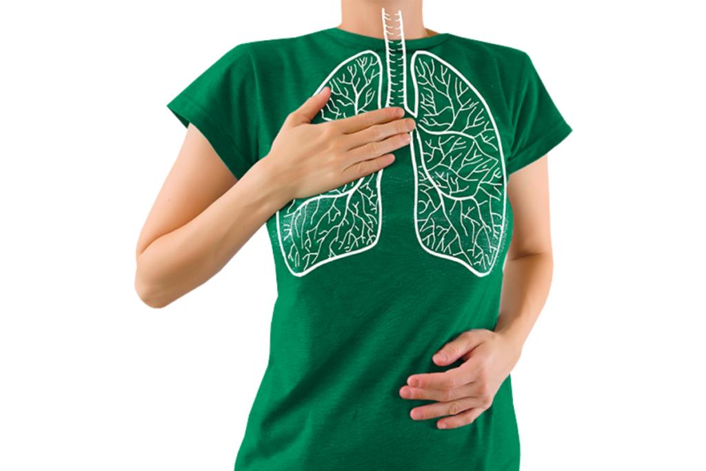 Silne płuca – najlepsza obrona przed infekcją.