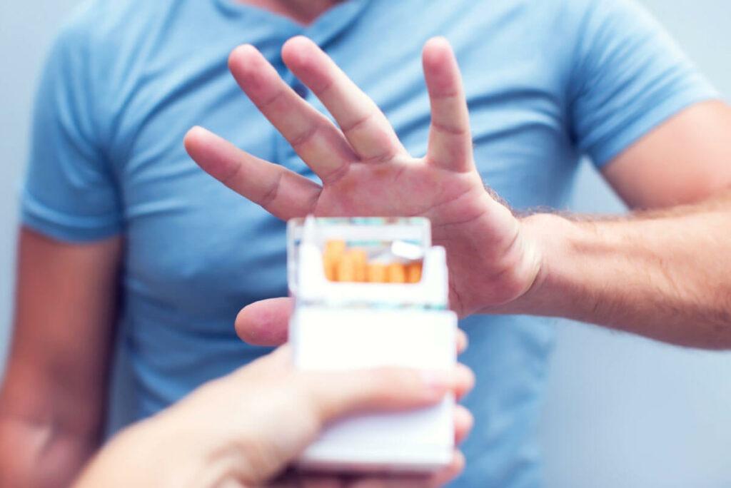 Mity na temat rzucania palenia