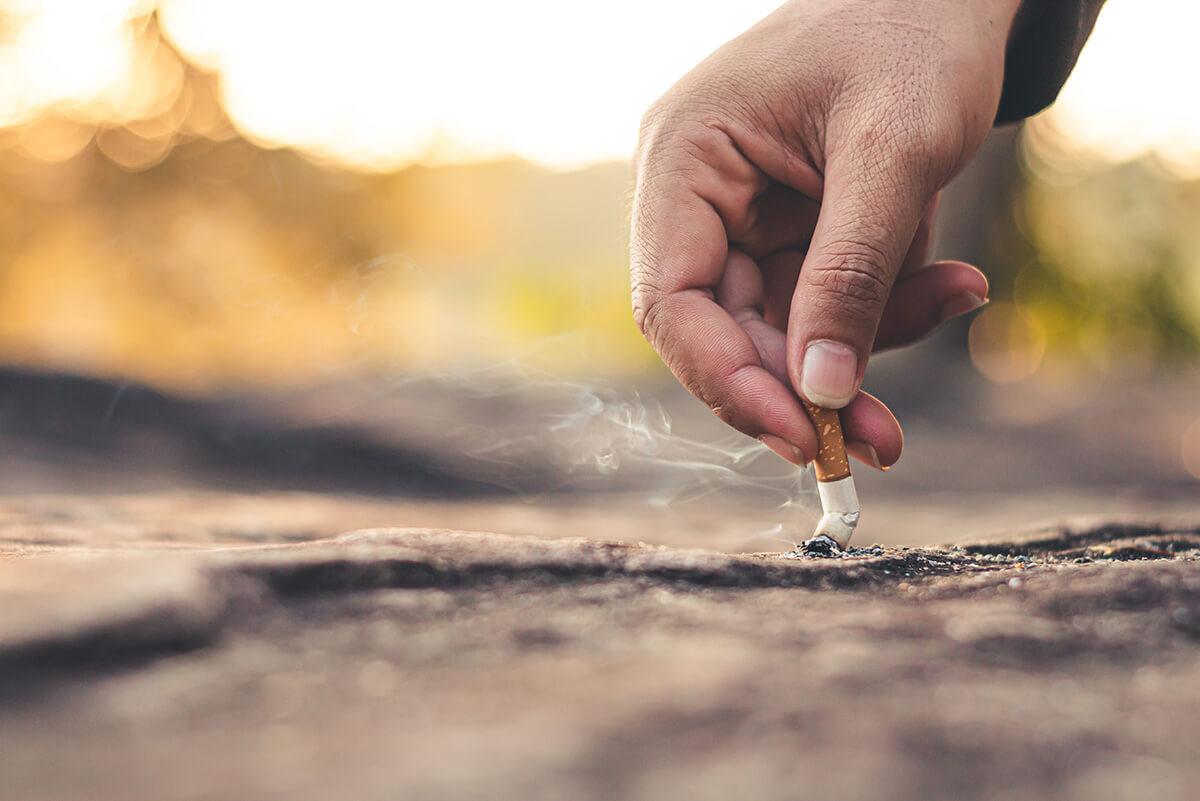 Etapy rzucania palenia